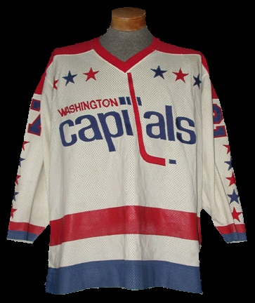 4a64c8373ff These jerseys were also manufactured by Wilson and were worn during the  team's preseason games before the 1974-75 and 1975-76 seasons.